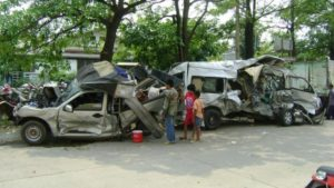 Changmai Accident Photo